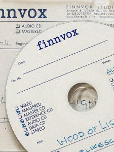 Wood of Light - Finnvox Studios